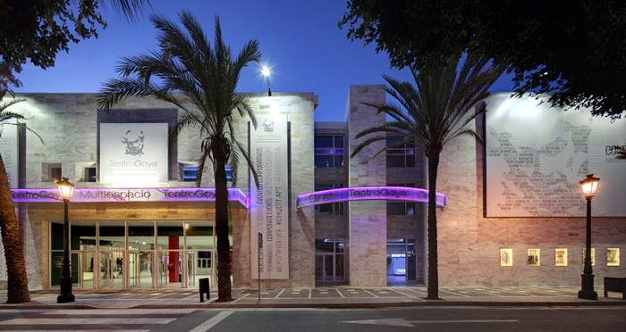 Teatro Goya Terrazas De Banús